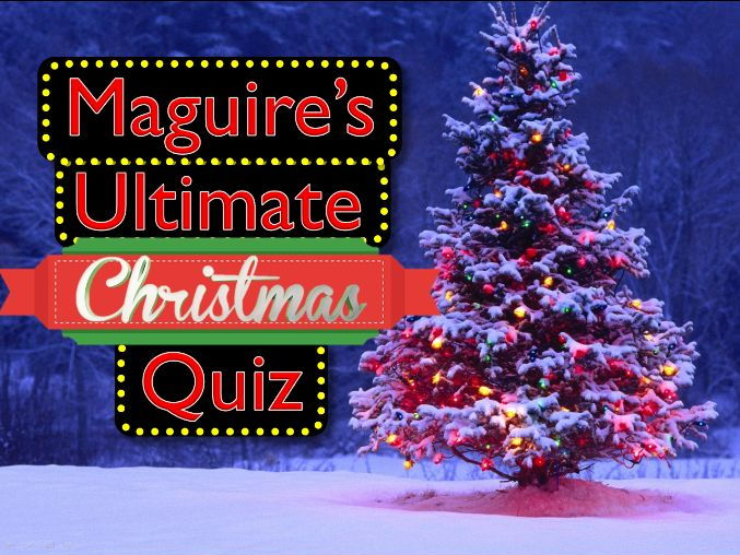 Ultimate Xmas Quizzes