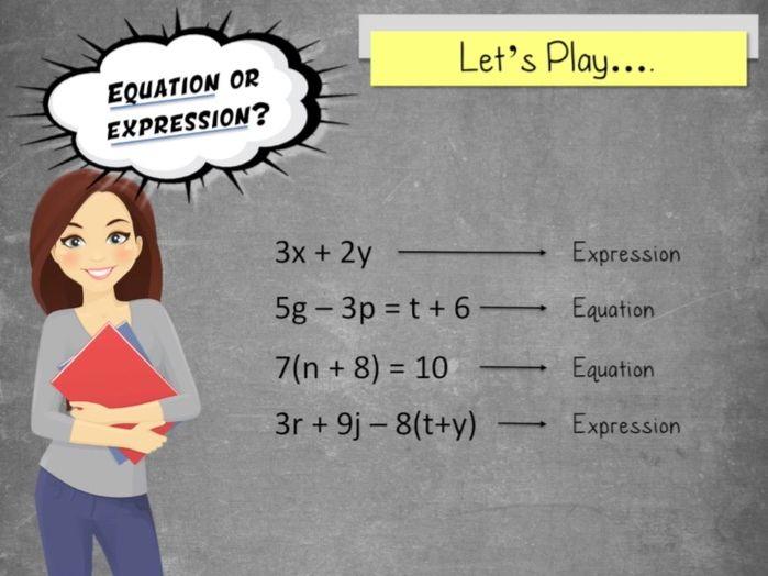 Algebra Vocabulary!!! Episode 3 (Equations)