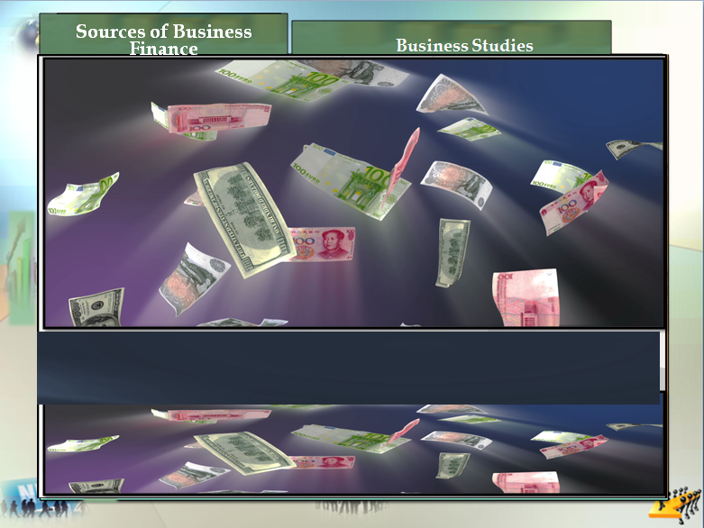 Management of Business Finance