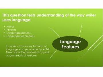 AQA Language Paper 2 Question 3
