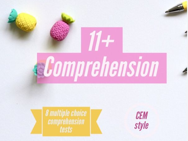 11+ CEM Comprehension