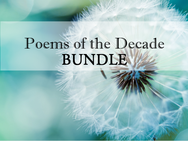 Poems of the Decade Bundle
