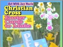 """Easter Cards to Make"" Activity Book"