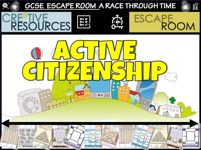 Active Citizenship, Campaigning and activism