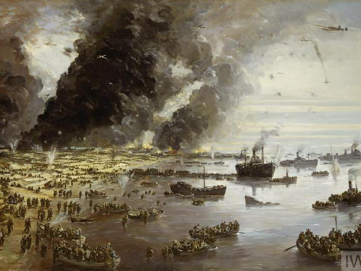 KS3 Battle of Dunkirk Lesson