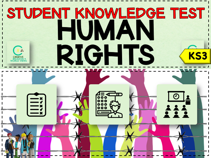 Human Rights & Religion Topic Test