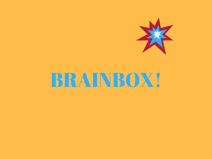 BRAINBOX GAME