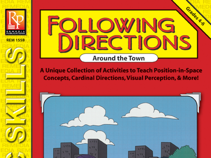 Following Directions Around The Town