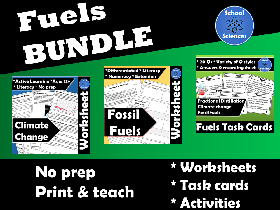 Fuels Bundle