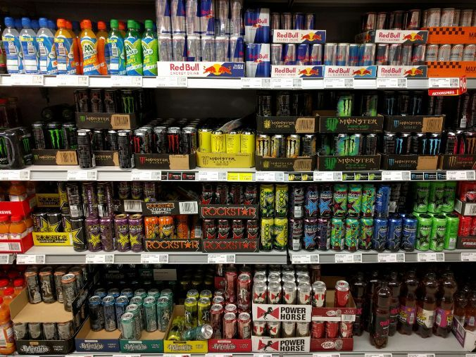 Banning Energy Drink's Policy