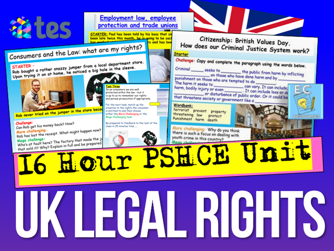 UK Legal Rights