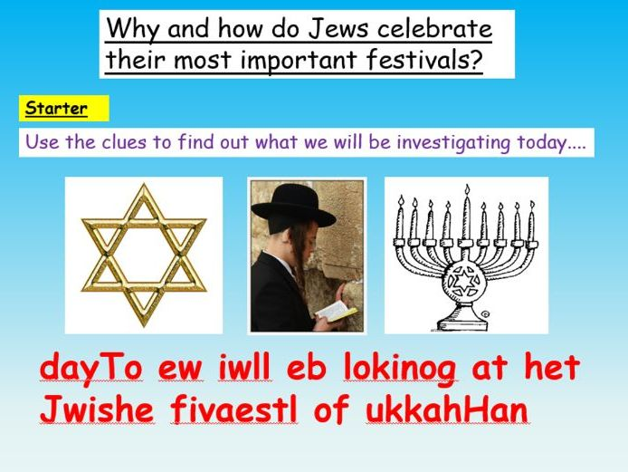 Judaism : Hanukkah