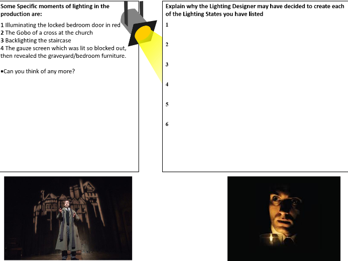 The Woman in Black Revision Booklet