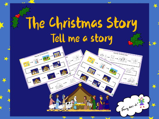 Tell me a story - The Christmas Story