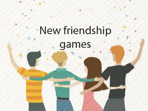 New Friendship games for KS2