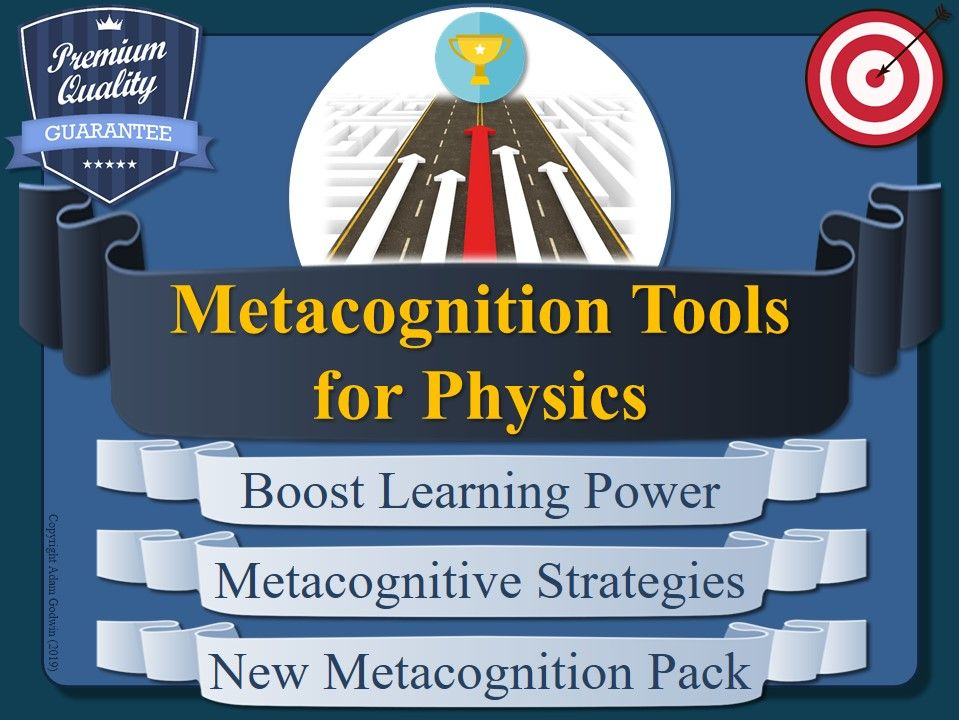 Metacognition Resources (Physics)
