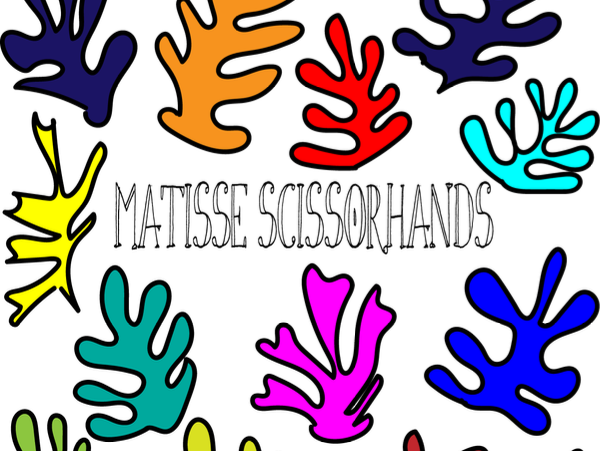 Matisse Scissorhands: Henri, his cut-out phase and French vocabulary