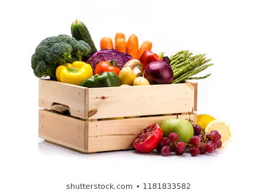 Fruit and Vegetables - Food Commodities