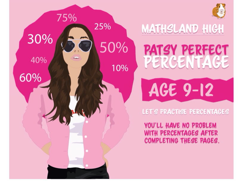 Let's Practise Percentages (9-12 years)