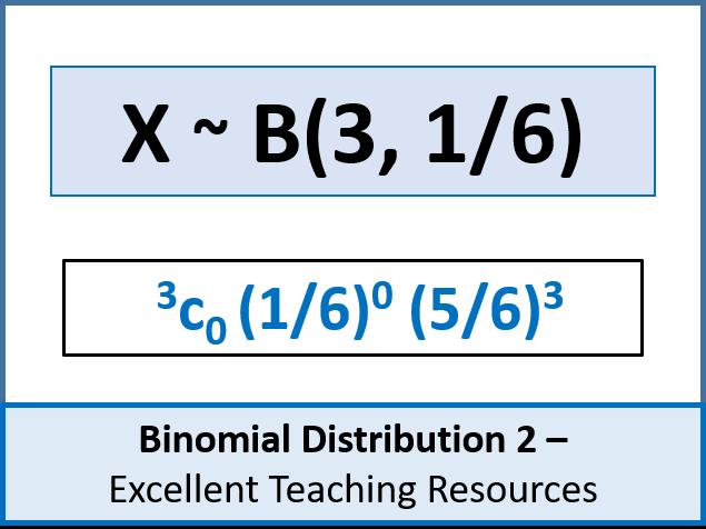 Statistics: Binomial Distribution 2 - Solving Problems / Calculating Probabilities (+ worksheet)