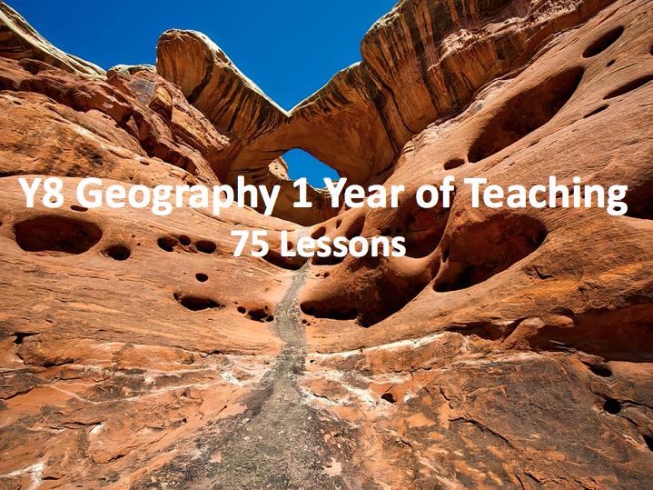 Y8 Geography 1 Year of Teaching