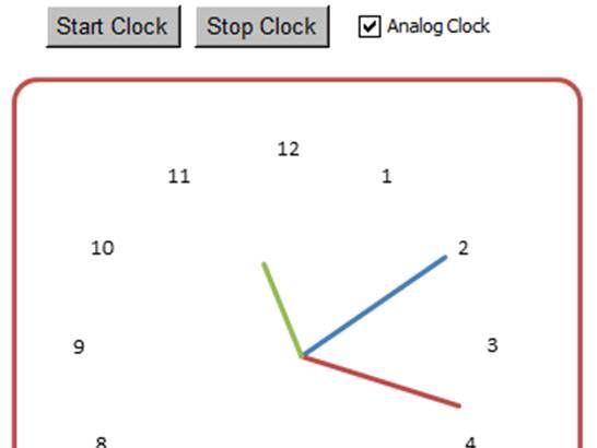 VBA Clock