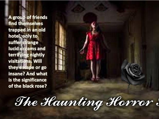 The Haunting Horror Story Creative Writing