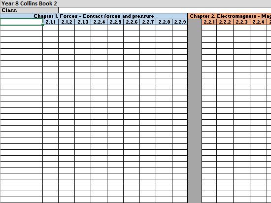 Teacher- Student Progress tracker
