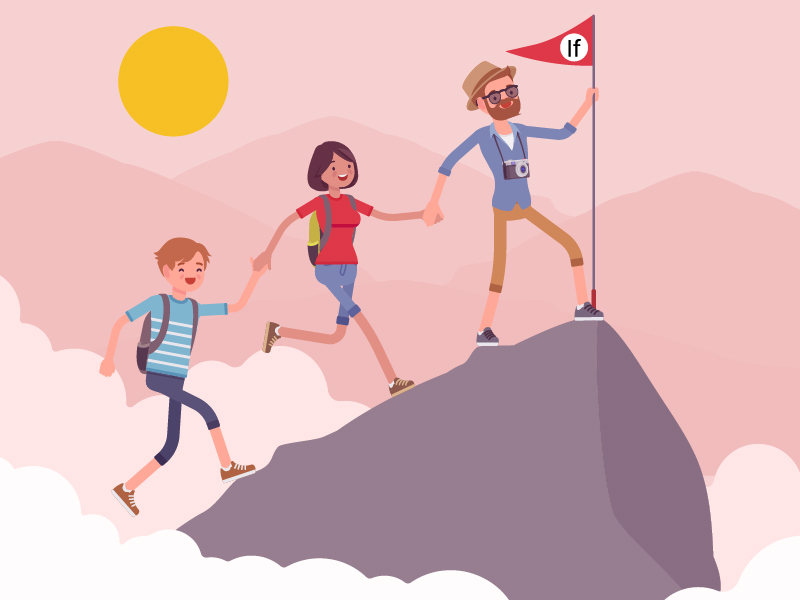 Race Up If Mountain! (computing activity)