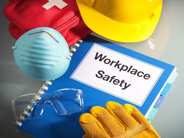 Health & Safety in the Workplace WORKBOOK, PRESENTATION, ASSESSMENT & TASKS