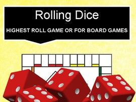 Scratch: Roll the dice - Game Programming (Intermediate #12)