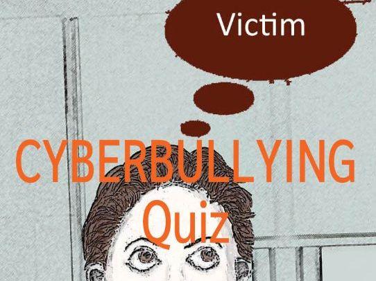 Cyberbullying Quiz
