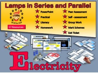 Current Electricity-Lamps in Series and Parallel Circuits KS2
