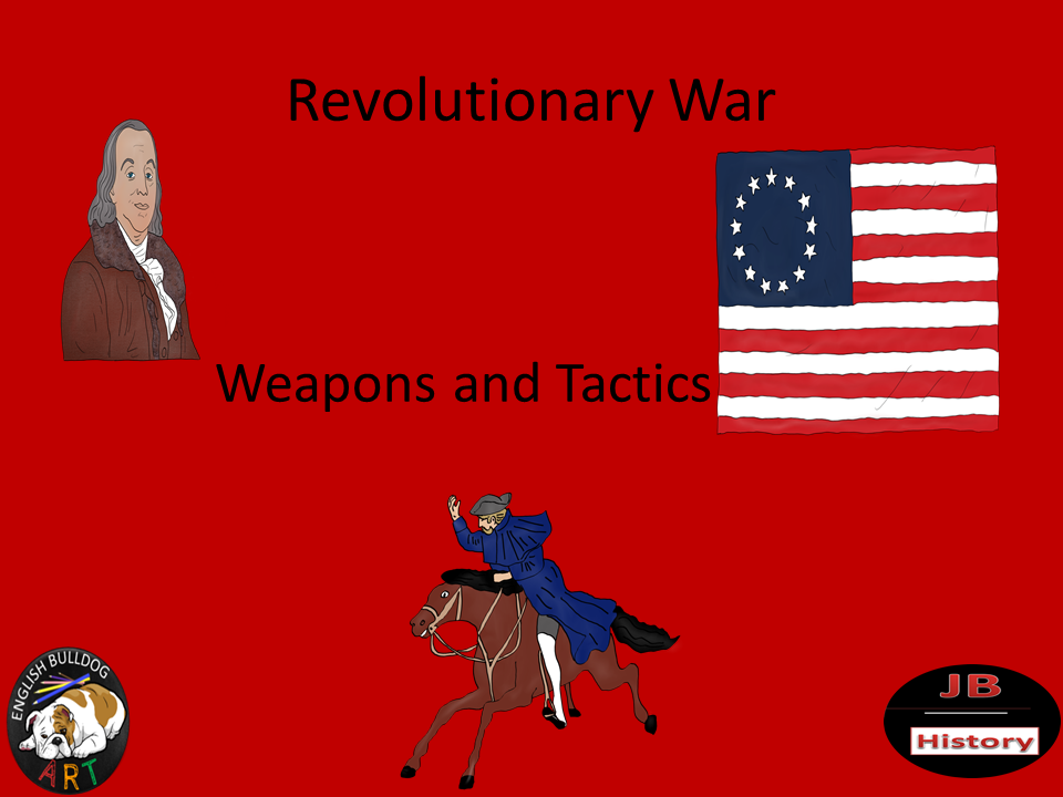 Weapons and Tactics of the American Revolution