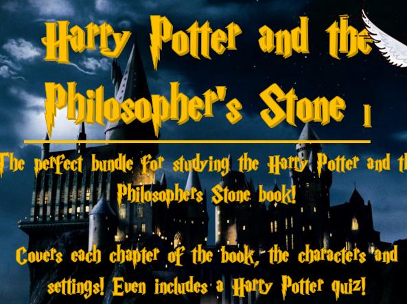 Harry Potter & the Philosopher's Stone