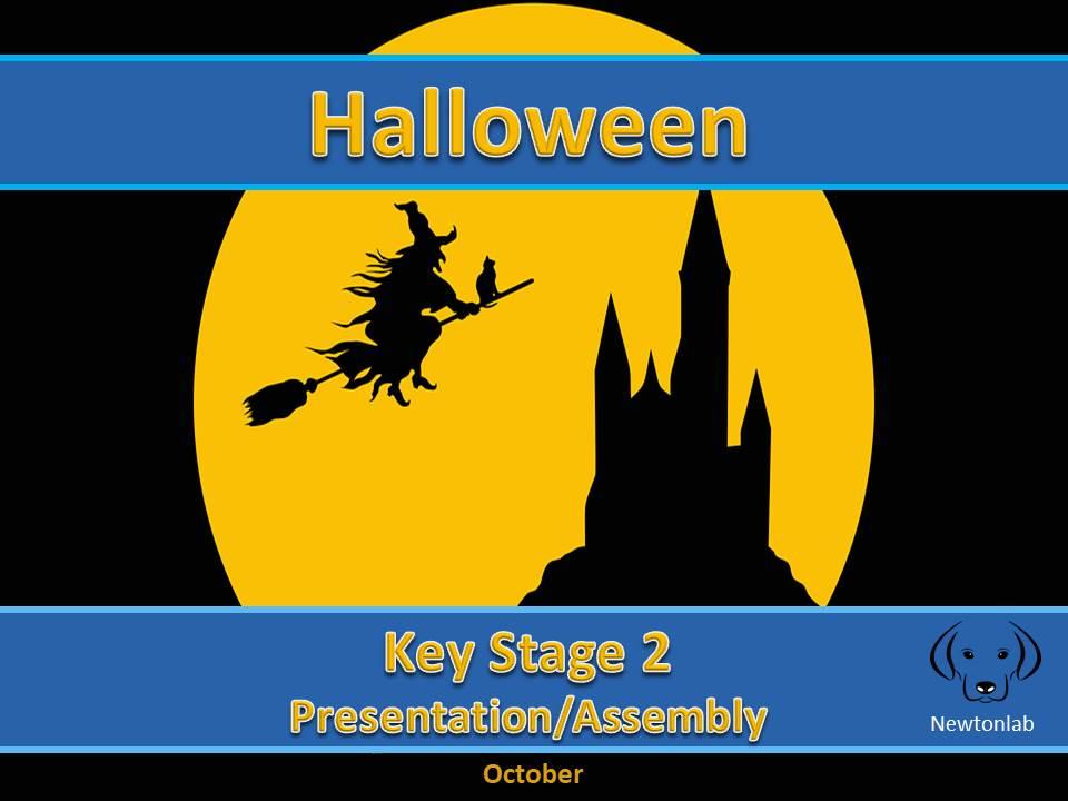 Halloween - Key Stage 2