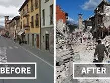 Earthquakes - MEDC/LEDC Comparison Geography GCSE 9-1 Edexcel B (Hazardous Earth)