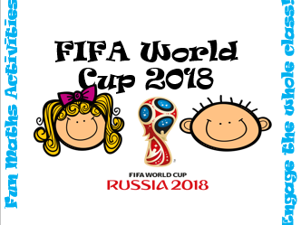 FIFA World Cup 2018 Activities