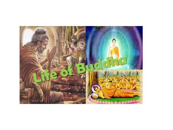 BUDDHA - Life of Gautama KS3