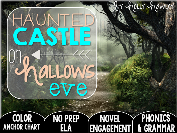 Haunted Castle on Hallows Eve NO PREP ELA