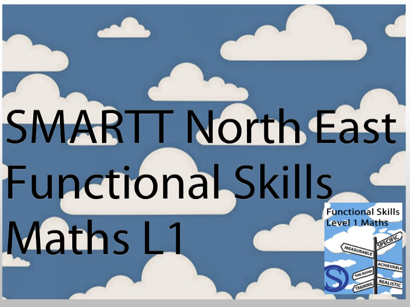 Functional Skills Level 1 Maths Complete Teacher/Tutor Package **(special offer) **
