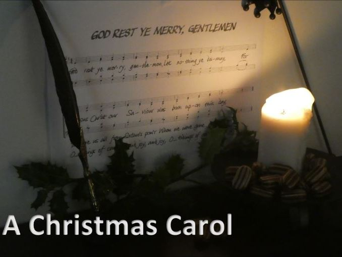 Easy Peasy Charles Dickens: A Christmas Carol