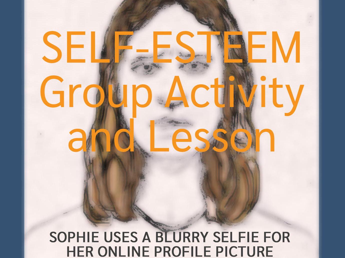 Self-esteem Lesson, Poster, Emotional Mime and Read My Body Language KS3/KS4 Bundle (UK)