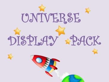 Universe Display Pack