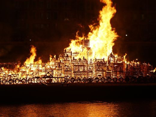 Great Fire of London Mystery!