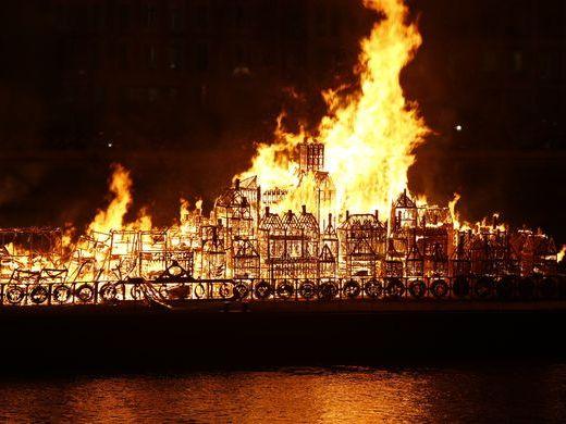 Great Fire of London Mystery!