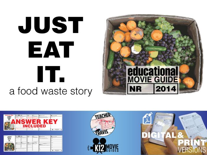 Just Eat it: A Food Waste Story Documentary Movie Guide (NR - 2014)