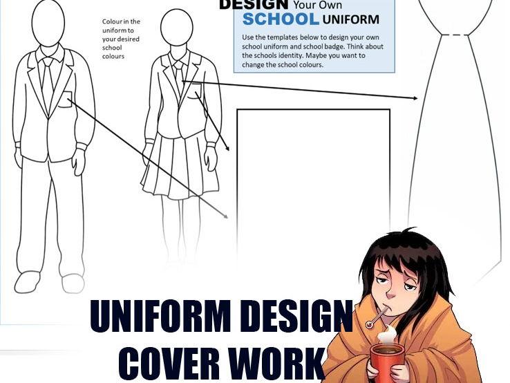 Design your own School Uniform - Cover