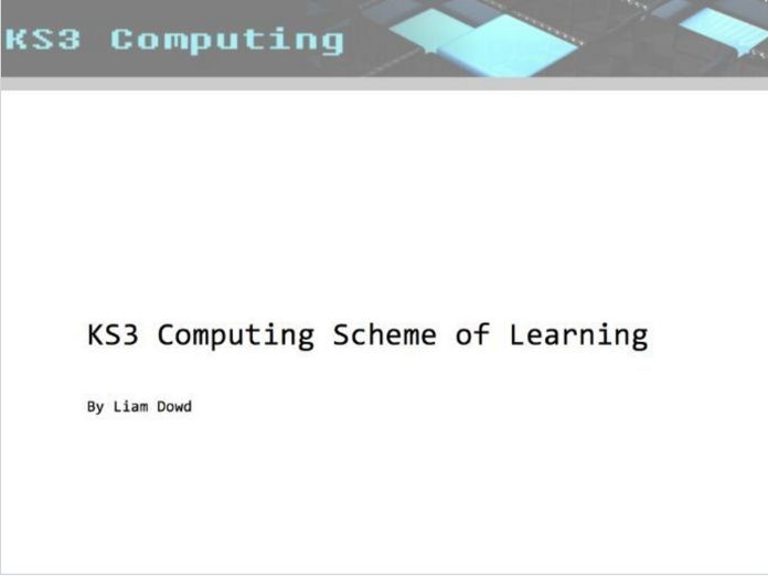 Computing/ICT KS3 Scheme of Work + Full Resources!