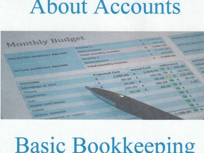 About Accounts - Basic Bookkeeping